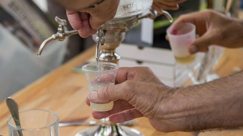 En 2005, l'absinthe sort de la clandestinité