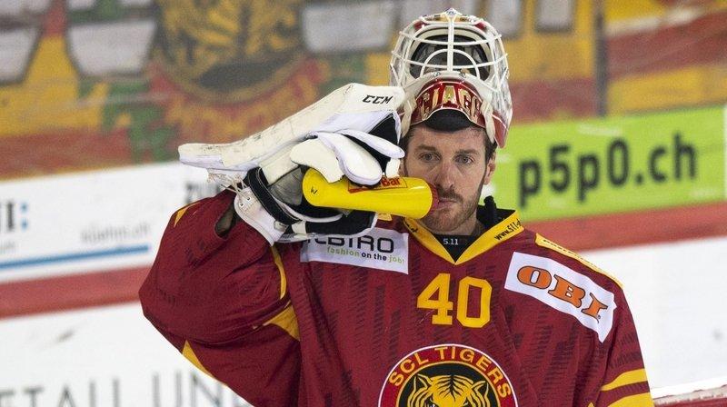 Damiano Ciaccio portera les couleurs du HC Ambri-Piotta durant les trois prochaines saisons.