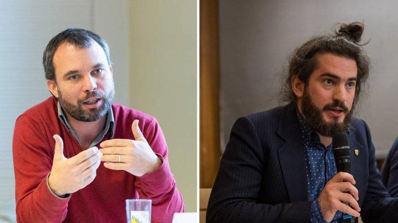 Neuchâtel: deux candidats et un appel du pied aux Verts