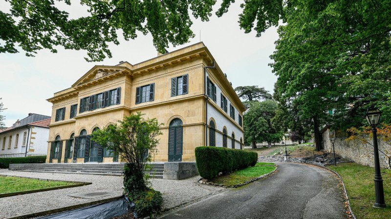 Neuchâtel: le Melinda Dance Center et plusieurs créateurs vont s'installer dans l'hôtel Pourtalès-Castellane