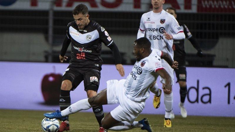 Lugano – Xamax 1-1: ce qu'il faut retenir