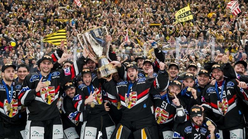 Grandiose apothéose pour le HC Ajoie en finale de Coupe