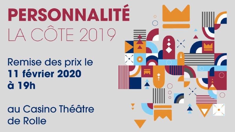 Personnalité de La Côte 2019
