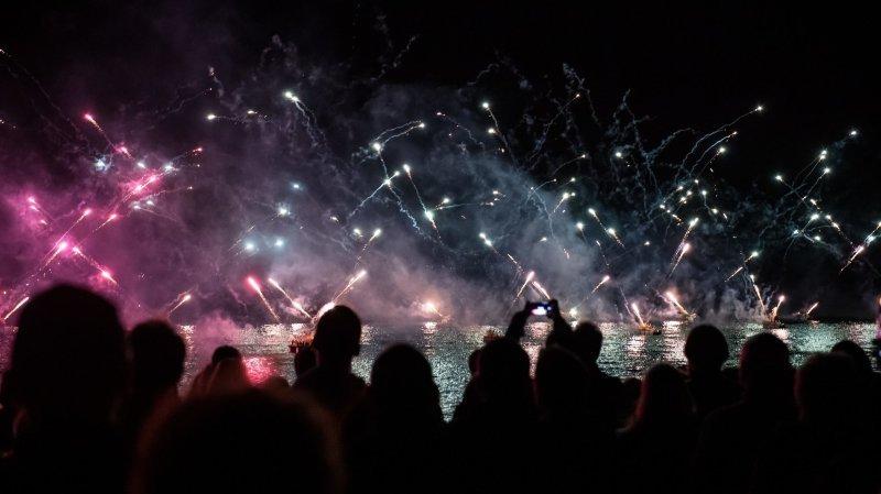 Les Neuchâtelois ne pourront pas assister au spectacle pyromélodique.
