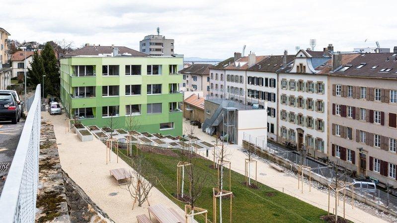 Coopérative d'habitation cherche terrain à Neuchâtel