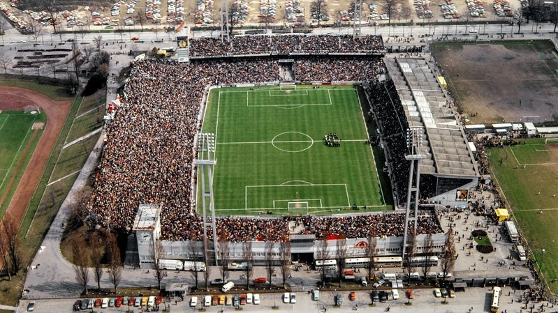 Quand l'histoire du Wankdorf «enterre» le Stade de Suisse