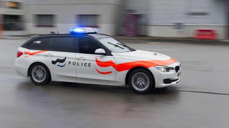 Fribourg: il roule à 140 km/h, son permis est saisi et son véhicule séquestré