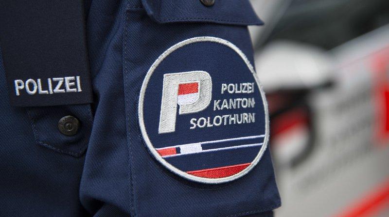 Jeune homme découvert grièvement blessé sur une route Gerlafingen (SO)