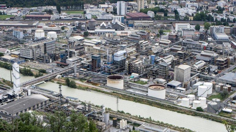 Climat: la Lonza plombe la réduction des gaz à effet de serre de l'industrie suisse