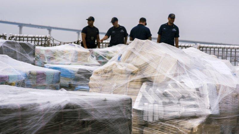 Grèce: Plus d'une tonne de cocaïne saisie