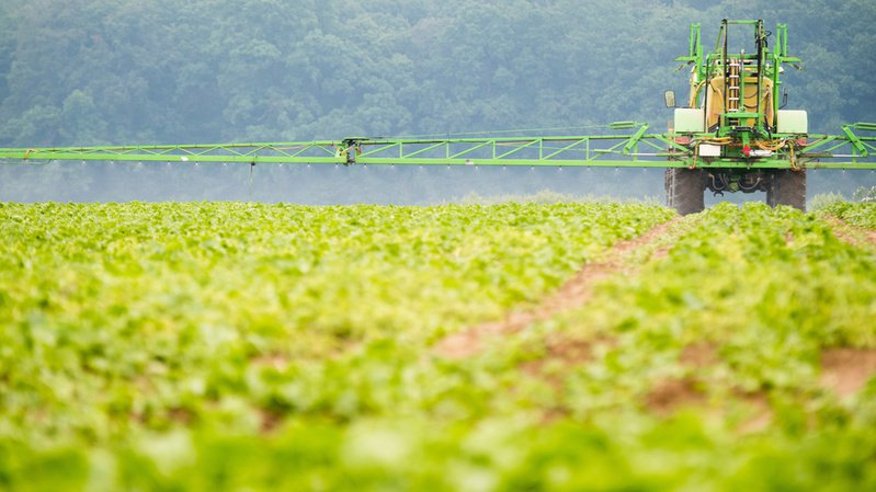 Pesticides: le gylphosate sera interdit fin 2020 au Luxembourg, une première en Europe