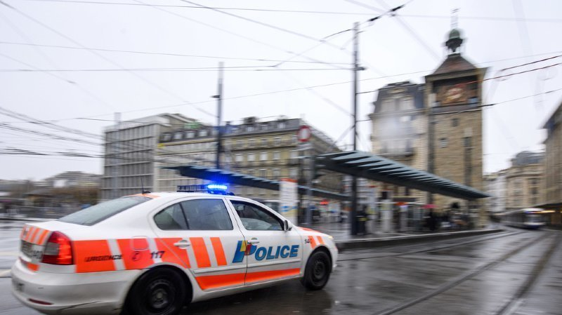 Genève: femme tuée à Plainpalais, l'auteur présumé arrêté