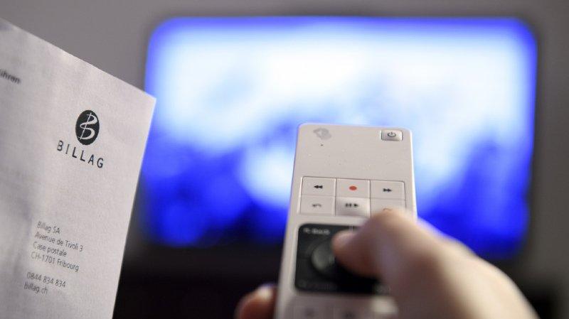 Redevance radio-TV: la TVA perçue en trop remboursée aussi aux entreprises