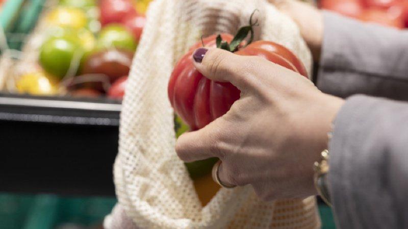 Alimentation: un Suisse dépense en moyenne 360francs par an pour du bio