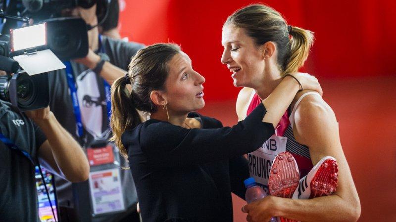 Athlétisme: Lea Sprunger 3e du 400m au meeting en salle de Torun