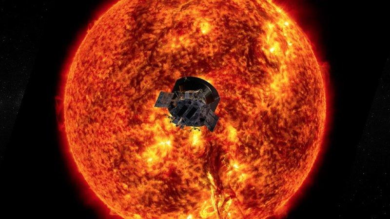Espace: à 393'044 km/h, la sonde solaire Parker est devenue l'objet le plus rapide créé par l'homme