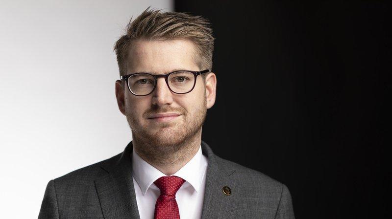 Baptiste Hurni est le nouveau défenseur des patients romands