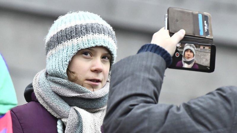 WEF 2020: Greta Thunberg doit renoncer à faire campagne avec les scientifiques pour le climat