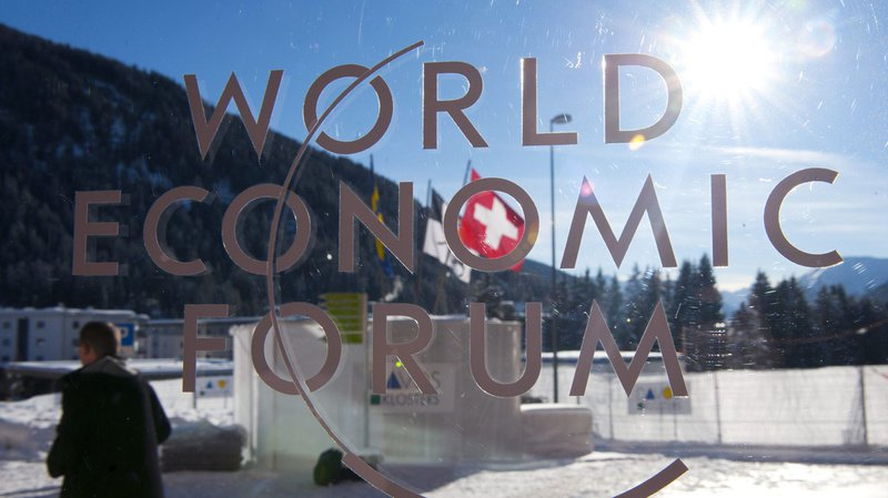 Loger à Davos durant le Forum économique mondial coûte cher. (Illustration)