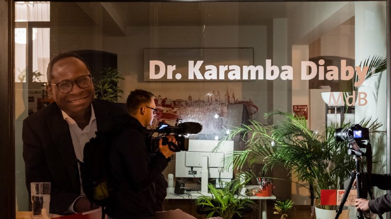 Allemagne: Un député noir menacé de mort par des néonazis