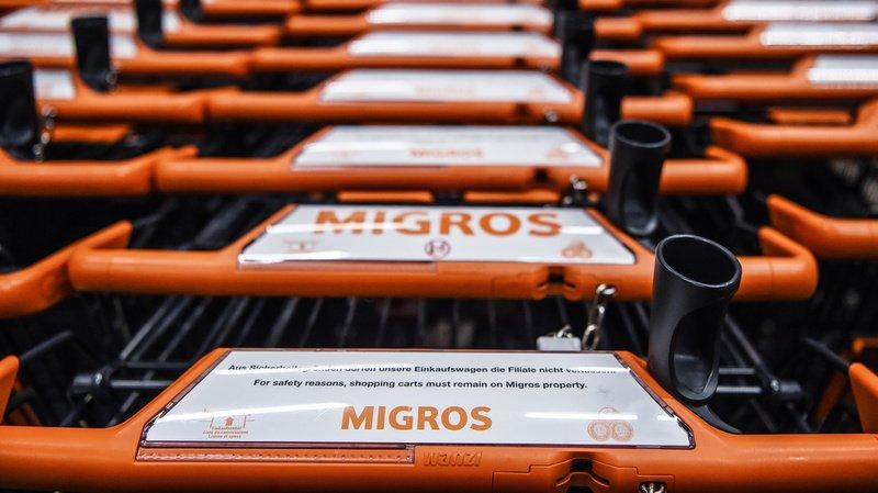 Légère croissance des recettes pour Migros en 2019