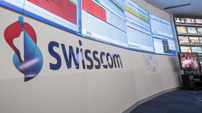 Recul des ventes chez Swisscom en 2019, baisse de salaire du patron