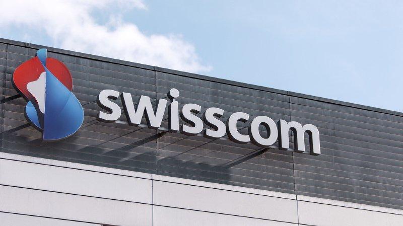 Swisscom: un matériel défectueux a provoqué la panne du réseau