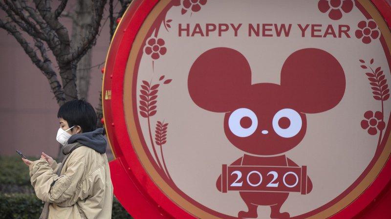 Coronavirus chinois: la ville de Pékin annule les...