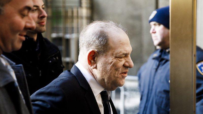 S'il est condamné, Harvey Weinstein risque jusqu'à la perpétuité.