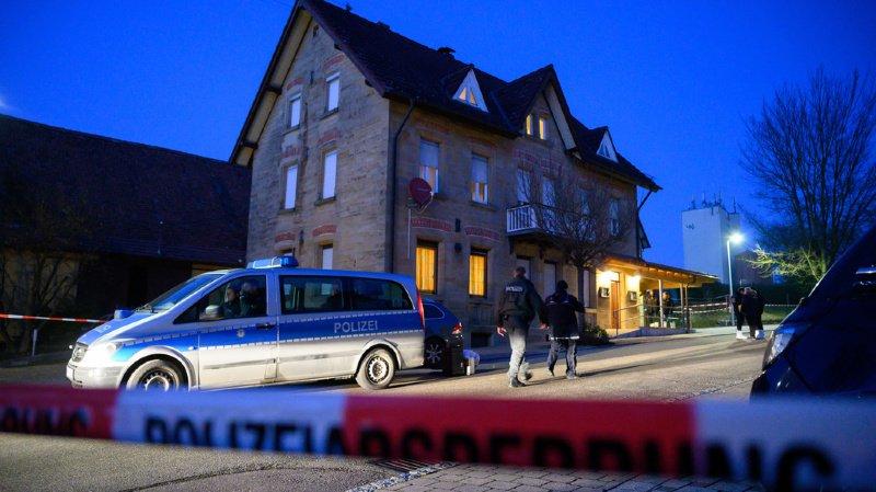 Fusillade en Allemagne: il tue six membres de sa famille