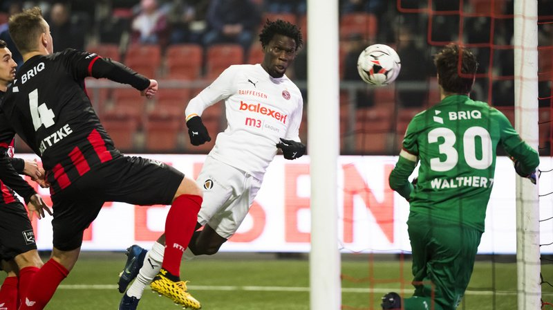 Football: Servette s'impose à Neuchâtel