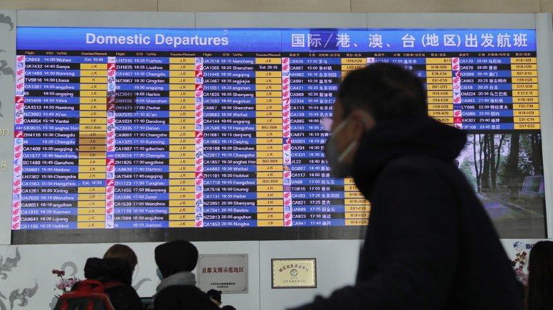 Coronavirus: Berne cherche à organiser un retour des Suisses de Chine