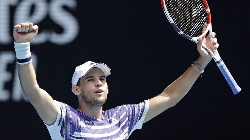 Tennis – Open d'Australie: Thiem sort Nadal en quarts de finale