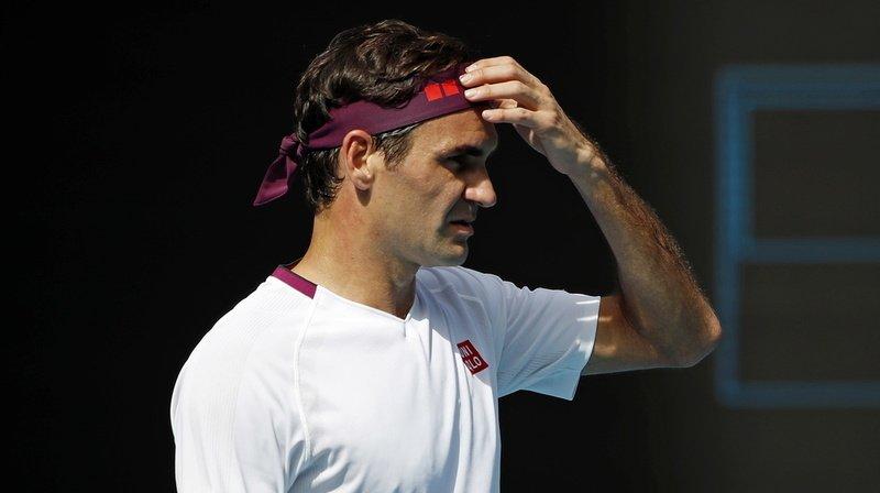 Tennis – Open d'Australie: Federer amendé pour son juron