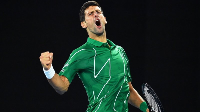 Djokovic affrontera Federer jeudi à Melbourne.