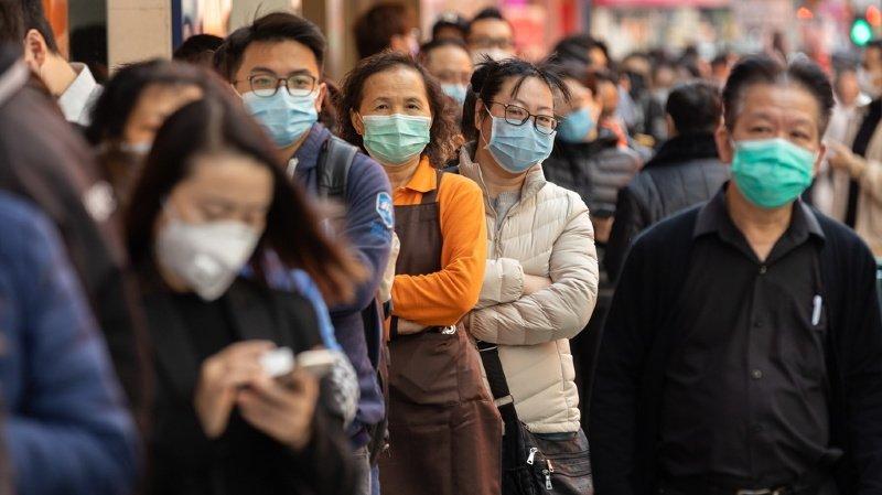 L'épidémie a déjà fait plus de 200 décès en Chine.