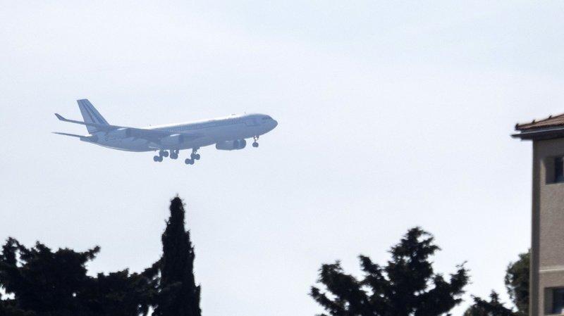 Coronavirus: les Suisses évacués de Chine ont atterri près de Marseille