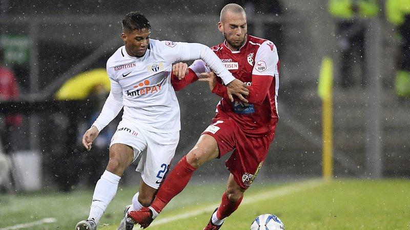Football: Sion, avec Djourou, tenu en échec par Zurich
