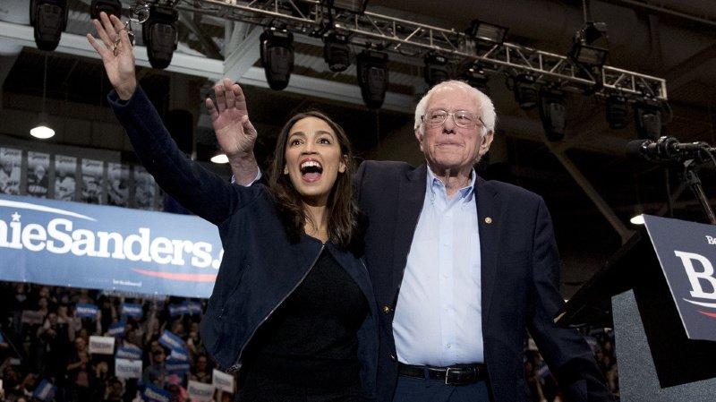 Revendiquant une approche socialiste, le candidat à l'investiture démocrate Bernie Sanders peine à convaincre la partie plus modérée des électeurs du parti, qui lui préfèrent Pete Buttigieg.