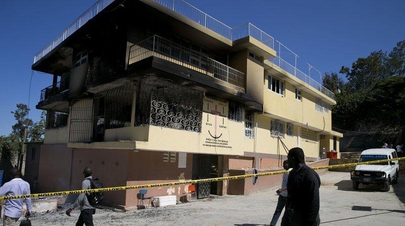 Au moins 15 enfants tués lors de l'incendie d'un orphelinat — Haïti