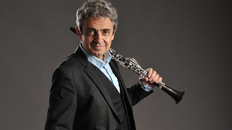 Pascal Moraguès et le Trio Wanderer à la Salle de musique