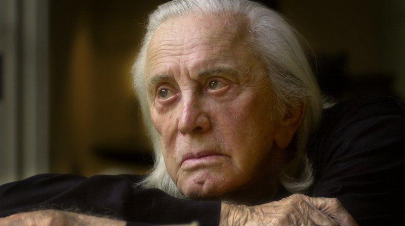 L'acteur Kirk Douglas s'est éteint à l'âge de 103 ans. (archives)