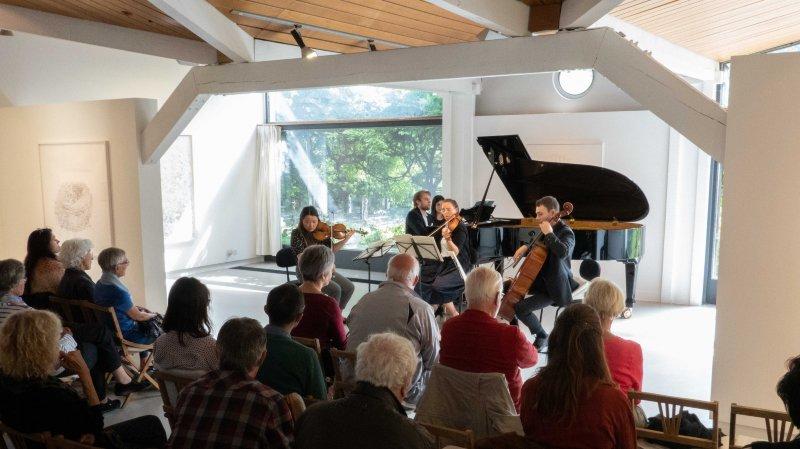 Côté Jardin Nº39 Beethoven en Musique de Chambre