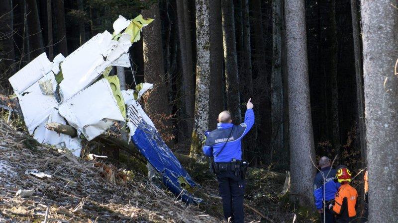 Crash fatal à deux Fribourgeois près de Vevey