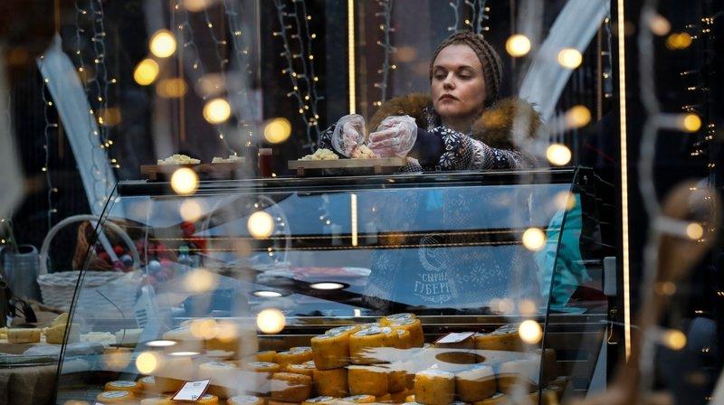 Les sanctions donnent  un bon goût au fromage