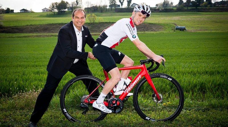 Equipe de Suisse à nouveau au Tour de Romandie