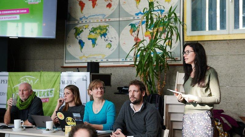 A Neuchâtel, les Verts se présenteront avec le POP et Solidarités