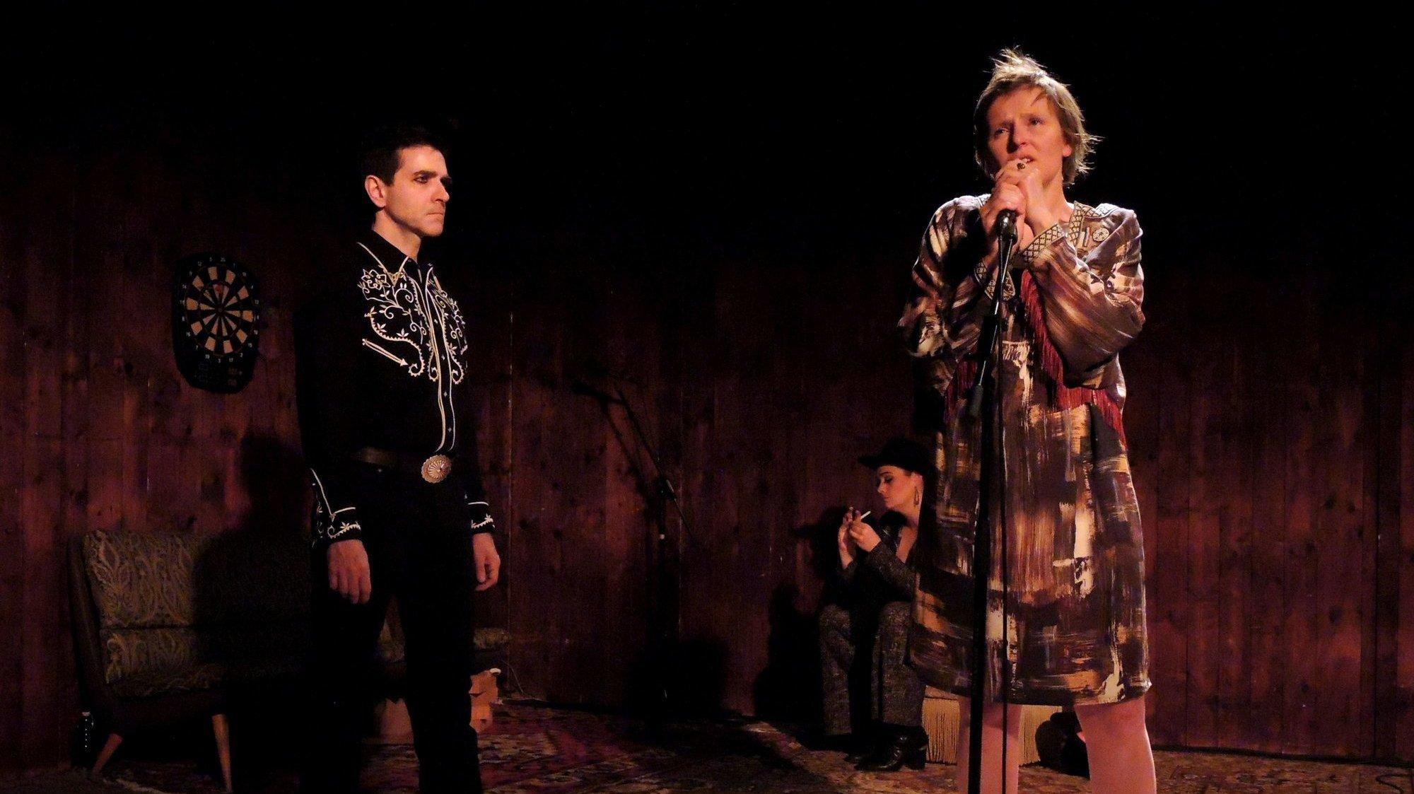 Neuchâtel: Andromaque chez les cow-boys fait un carton au théâtre du Pommier