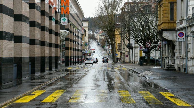 La Chaux-de-Fonds: quatre mois de chantier à venir autour de Métropole Centre
