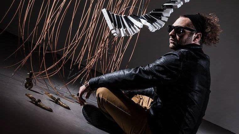 Mathieu Scheuber présentera en quartet des extraits de son futur disque.